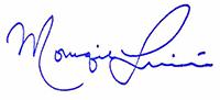 Monique Limón signature